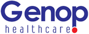 Genop Healthcare logo rectangle